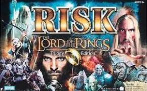 Risk: The Lord of the Rings, Trilogy Edition