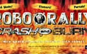 RoboRally: Crash and Burn