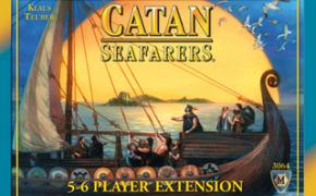 Seafarers of Catan: 5-6 Player Expansion