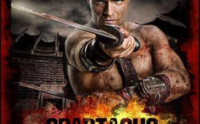 Copertina di Spartacus: A Game of Blood & Treachery