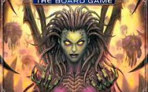 Starcraft: the Board Game: Brood War Expansion