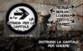 Strada per la Capitale