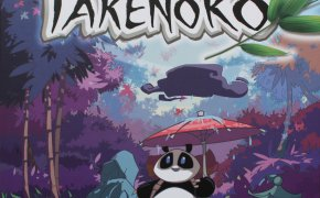 Copertina del gioco da tavolo Takenoko