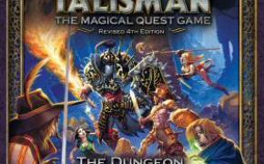 Talisman (4th Ed.): Il Dungeon