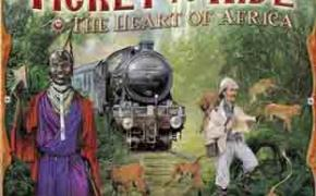 Ticket To Ride Map Collection: Volume 3 - The Heart of Africa
