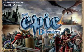 Tiny Epic Defenders, quando per cooperare basta una scatolina