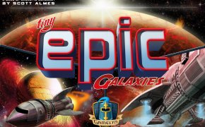 Copertina di Tiny Epic Galaxies