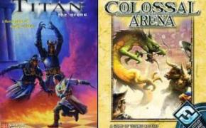 Titan: the arena