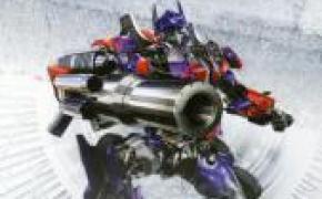 Transformers 3D Battle Card Game