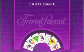 Trivial Pursuit Steal Card Game