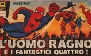 L'Uomo Ragno e i Fantastici Quattro!