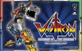 Voltron: Defender of the Universe Battle Game