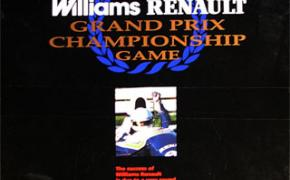 Williams Renault Grand Prix Championship