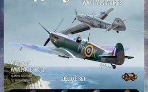 Wings of War WWII Miniatures Deluxe Set