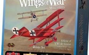 Wings of Wars Miniatures: Deluxe set