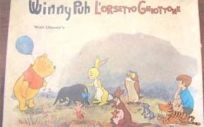 Winny Puh l'Orsetto Ghiottone