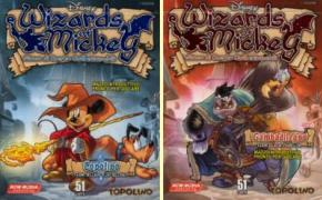 Wizards of Mickey GCC