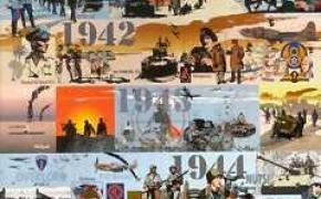 World War II: Barbarossa to Berlin