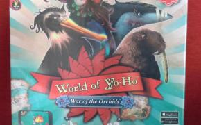 World of Yo-Ho: War of the Orchids