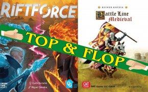Top&Flop #2: linee di battaglia e spaccature nella forza