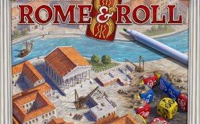 Rome & Roll, quando il roll-and-write si trasformò in un cinghiale