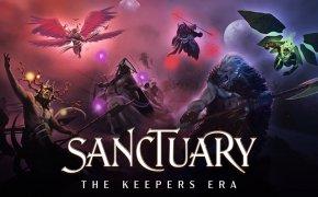 Sanctuary: copertina