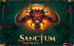 Sanctum: copertina
