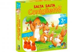 Giocando con Mamma e Papà 3: Salta salta coniglietto