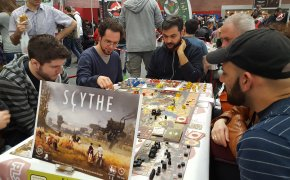 Scythe: tutti contro tutti Magnifico 2017