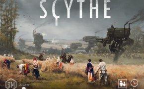 Copertina di Scythe