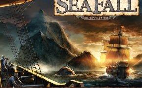 Copertina del gioco in scatola Seafall