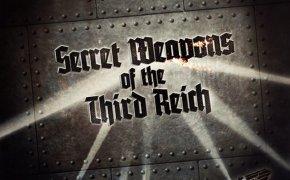 cover della scatola di Secret Weapons of the Third Reich