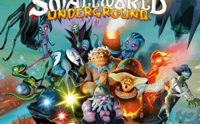 Copertina di Small World Underground