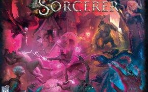 Sorcerer: copertina