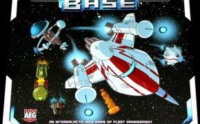 Space Base: tirando dadi nello spazio cosmico