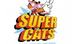 Super Cats: copertina