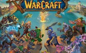 Small World of Warcraft: copertina