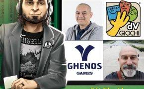 The Goblin Show: #55 - Intervista e Q&A a dV Giochi + Ghenos Games