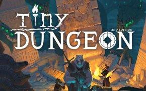 Tiny Dungeons, un gioco di ruolo semplice per tutte le età