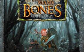 Too Many Bones: copertina
