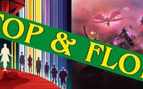 Top&Flop #1: santuari e società distopiche