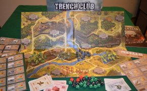 Trench Club Tana Goblin