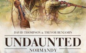 Undaunted: Normandy copertina