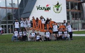 Foto di gruppo Volkan - La Tana dei Goblin Trento