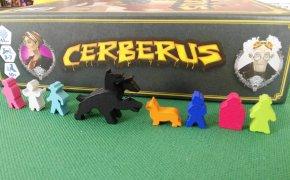 Cerberus meeple