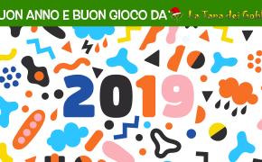 Buon 2019 da tutta la Tana dei Goblin