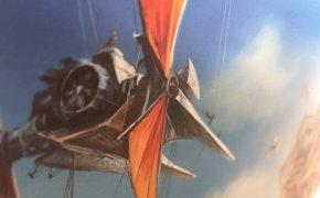 Noria nave volante
