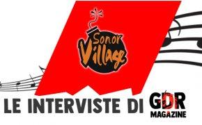 Sonor Village: intervista ad Antonio Affrunti