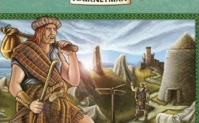 Isle of Skye: Journeyman - anteprima Essen 2017