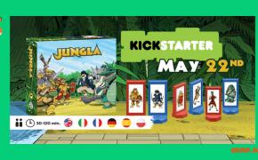 Jungla: gli scacchi fra gli animali ora su Kickstarter